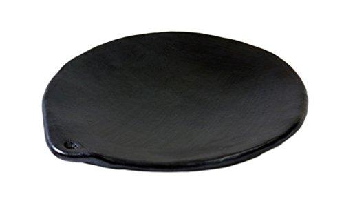 La Chamba Black Clay Comal, 14''