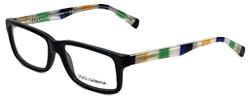 Dolce & Gabbana Women's Designer Eyewear, Black/Demo Lens...