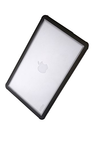 STM Dux Rugged case for MacBook Air 13 Inch black for 2015 2017 models only by STM (Image #3)