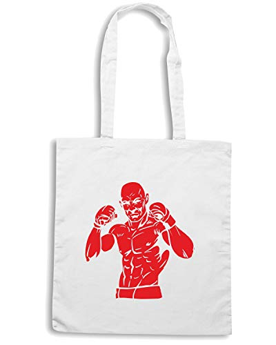 Bianca MARTIAL Borsa MIXED Speed Shopper ARTS Shirt MMA TAM0216 zaqRq1xw