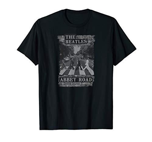 The Beatles Brick Wall T-Shirt ()