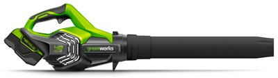 Electric Leaf Blower, 110-MPH, 48-Volts
