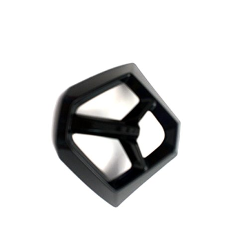 Helmet Replacement Mouthpiece (Bell Powersports MX-9 Helmet Mouthpiece (Black))