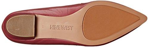 Nine West Nwtruethat Damen Schuh Dark Pink/Navy