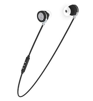 Noizy marcas Kameleon serie Auriculares Bluetooth - Negro Estilo de los auriculares: Amazon.es: Electrónica