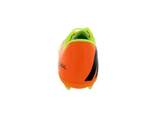 Nike JR Mercurial VELOCE FG VOLT/BLACK-BRIGHT CITRUS, Größe Nike:1.5Y
