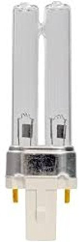 (5 Watt Ushio 3000321 Compatible UV Sterilizer/Germicidal Lamp 5W G23 UVGI Bulb)