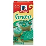 McCormick Green Food Color (Pack of 6)