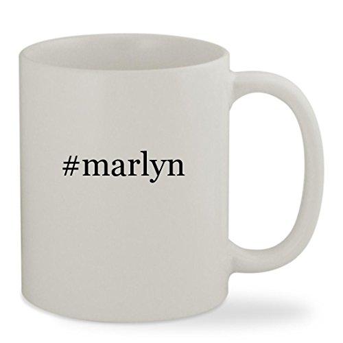 Price comparison product image #marlyn - 11oz Hashtag White Sturdy Ceramic Coffee Cup Mug