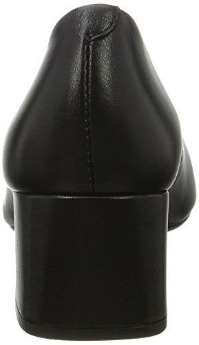 Unisa Women's Kumer_f17_na Closed Toe Heels Black (Black Black) kTiEZQVg2