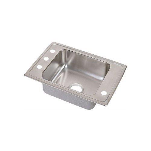 Elkay DRKAD2517552FRM Lustertone Stainless steel 25