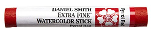DANIEL SMITH Extra Fine Watercolor Stick 12ml Paint Tube, Pyrrol Red