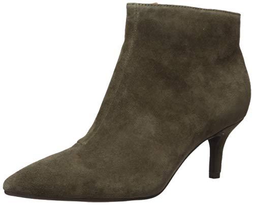 Aerosoles Women's Epigram Fashion Boot, Dark Green Suede, 9.5 M US