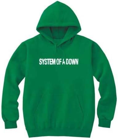 [8色]BANDLINE(バンドライン) System of a Down システム オブ ア ダウン バンド ロック パンク メタル パーカー