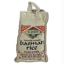 Bombay White Basmati Rice, 32 Ounce -- 12 per case. by Bombay Company
