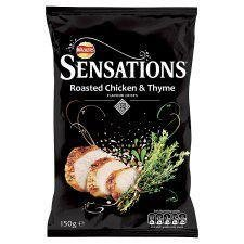 Sensations Roast Chicken Thyme 160g