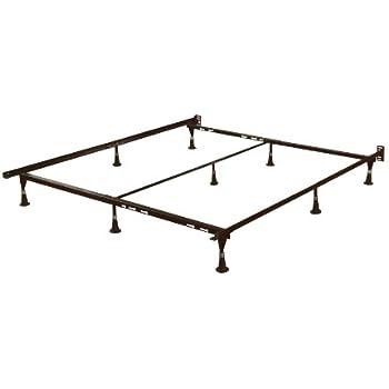 Amazon Com Signature Sleep Universal Metal Adjustable Bed