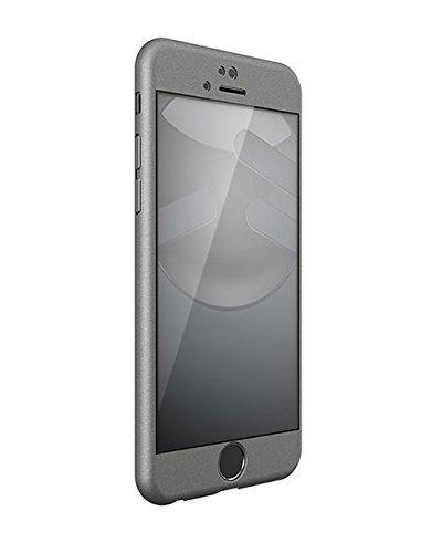 """SwitchEasy AP-11-131-17 Schutzhülle """"AirMask"""" in grau für Apple iPhone 6"""
