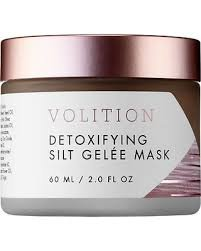 1  Volition Beauty Detoxifying Silt Gelee Mask Size 2 Oz  60 Ml