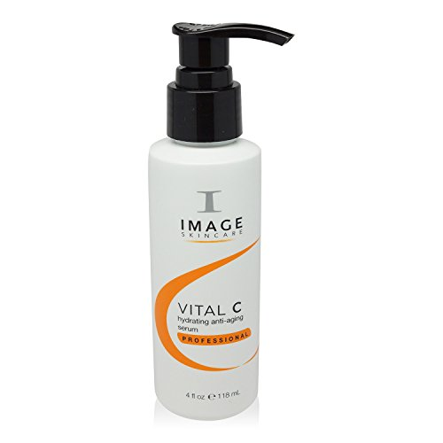 Image Skin Care Vital C Hydrating Anti Aging Professional Serum, 4 Ounce (Professional Care Skin)