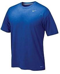 Nike Men\'s Legend Short Sleeve Tee (YS, Royal)