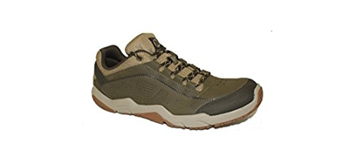 Merrell Mens Traverso Trail Sneakers (7, Stoffige Olijf)