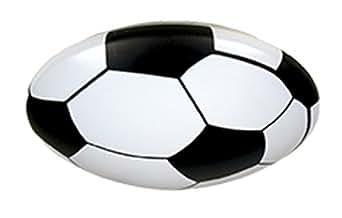 Niermann - Plafón de plástico con forma de balón de fútbol