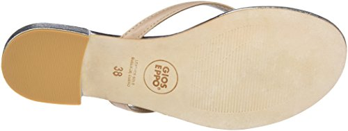 Femme Sandales Bout Gioseppo 45302 Ouvert nude Rose F1gA8PUcK8