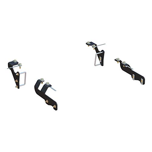 CURT 16307 5th Wheel Installation Brackets Select Ram 1500 (Best Fifth Wheel Hitch 2019)
