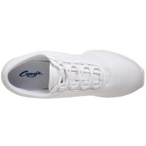 Capezio Canvas Dans Sneaker Wit