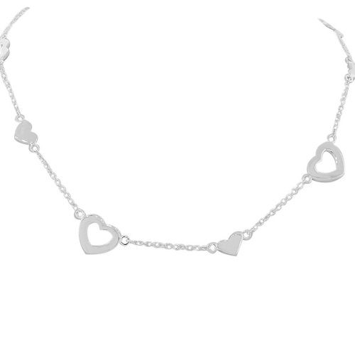 925 Sterling Silver Love Heart