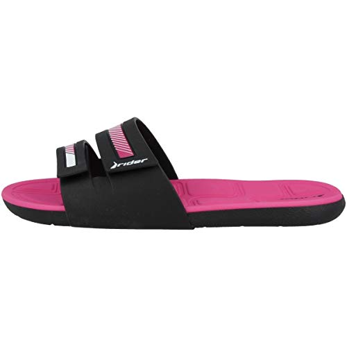 Sabot Pink Fem Rider Ii Prana 8341 black Donna Ontq7xw