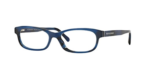 BURBERRY Eyeglasses BE 2202 3546 Spotted Blue - Sunwear Exclusive