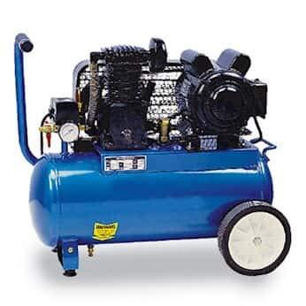 Puma PK2008 Professional Air Compressor, 3.7 cfm, 11 gal Vertical Tank; 115/230V