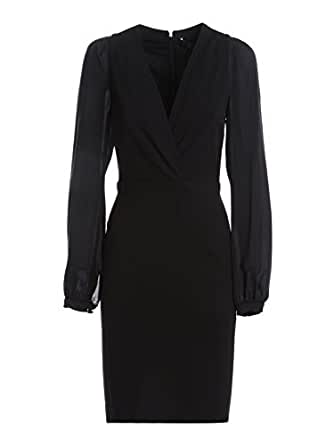 Gucci Women's 389841X55691000 Black Cotton Dress