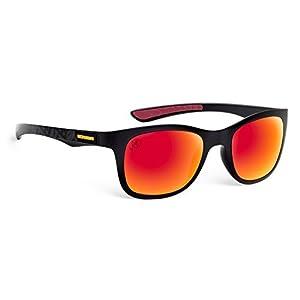 Officially Licensed NFL Sunglasses, Washington Redskins, 3D Logo on Temple - 100% UVA, UVB & UVC Protection