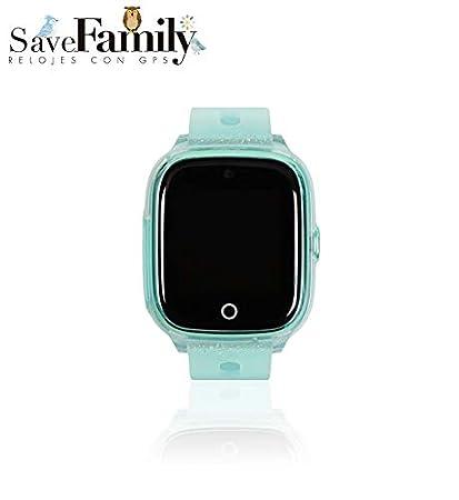 Amazon.com : Save Family Reloj con GPS para niños Infantil ...
