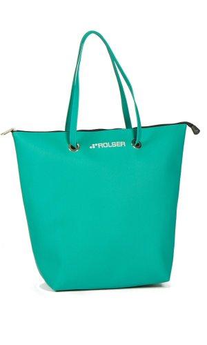 Rolser Shopping Bag Superbag - Maleta Verde