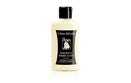 (Famaco Creme Delicate -Smooth Leather Conditioner - 4.22 Oz)