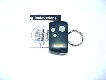 Stanley Securecode Garage Door Opener Mini Remote Transmitter 370
