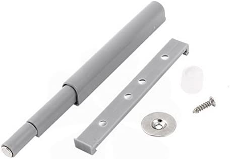 Push To Open System Cupboard Damper Buffer Gray for Cabinet Drawer