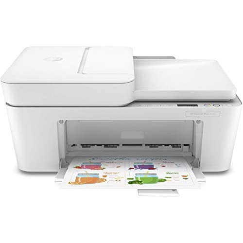HP DeskJet Plus 4120 - Impresora multifunción tinta, color, Wi-Fi, copia, escanea, envía fax, compatible con Instant Ink (3XV14B) a buen precio