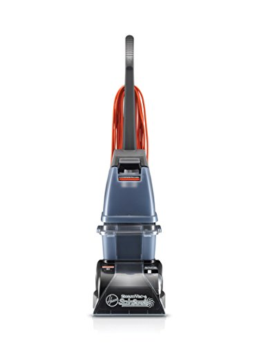 Hoover Commercial SteamVac Carpet Cleaner, Black