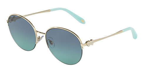 Tiffany 0TF3053-60219S PALE GOLD -56mm womens