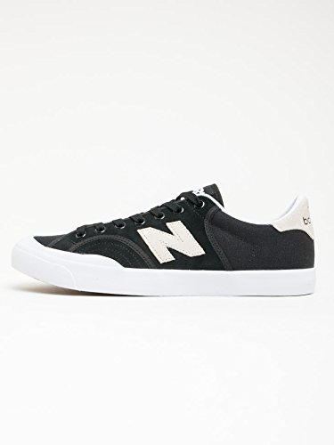 Zapatillas New Balance Numeric: NM 212 Pro Court Skate BK BWE black-white