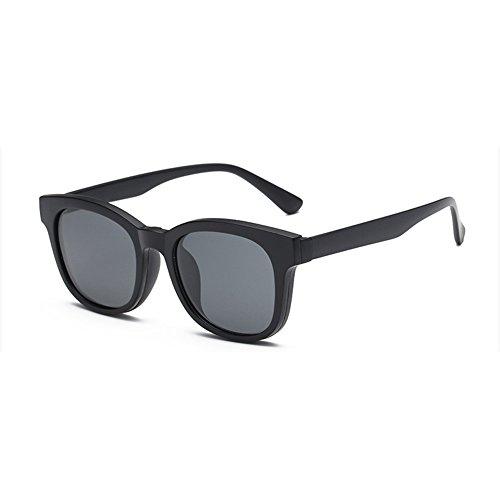 Clip 220C7ZB TL Prescription Polaroid sur Miroir myopie Lunettes Clip Sunglasses Polarisé Hommes Aimant Lunettes Clip Lunettes sur C1 Personnalisée 0xnATq0a