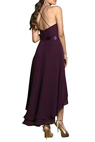 lo Festlich Traube Chiffon Abendkleider La Ballkleider Braut Brautjungfernkleider Hi mia Promkleider P1g6nvx8n