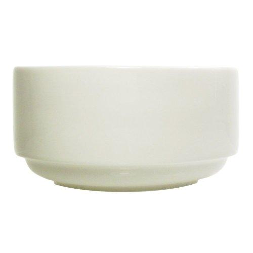 Arcoroc G3765 Daring White 7.25 Oz. Bouillon Bowl - 24 / CS
