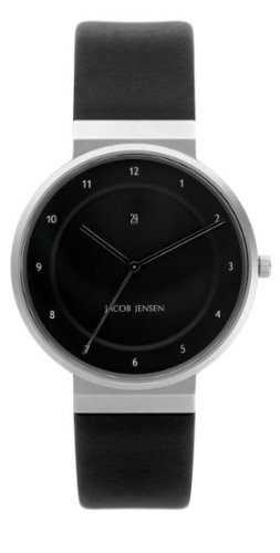 Jacob Jensen 860 Mens Dimension Black Watch