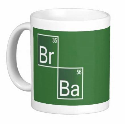 Amazon Breaking Bad Br Ba Periodic Table Elements Coffee Mug 11